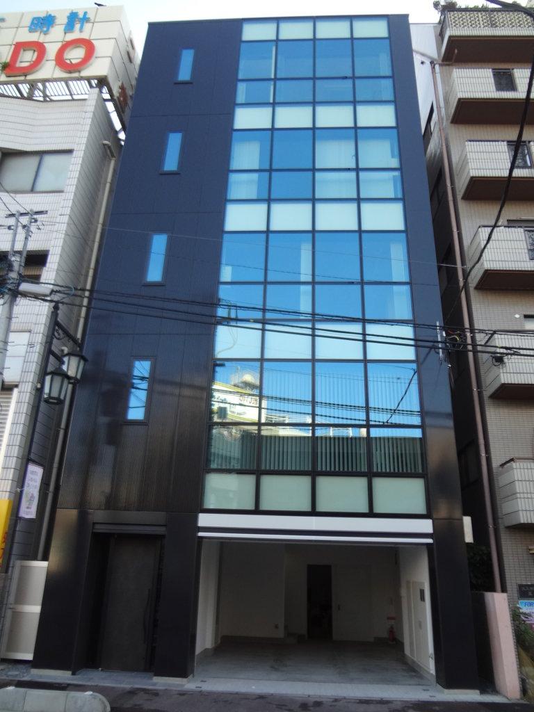 株式会社アーバンヤマイチ関東本店 社屋